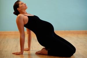 Беременность и йога-терапия